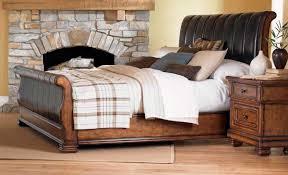 tufted upholstered sleigh bed.  Upholstered Image Of Tufted Upholstered Sleigh Bed On