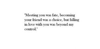 Destiny Love Quotes Adorable Destiny Fate And Love Quotes On QuotesTopics
