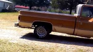 84 Chevy LongBed - YouTube