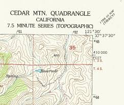 Training How To Navigate With A Topo Map Howtowilderness