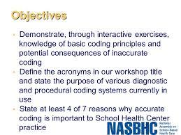 Breaking the Code: ICD, CPT, HCPCS, DSM, E & M, EPF, SF, EI-MH ...