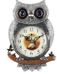 12 fun and amazing owl clocks for