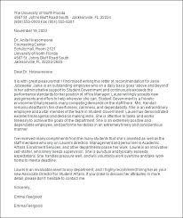 Recommendation Letter For Colleague Doctors Recommendation Letter Example Writing A Self