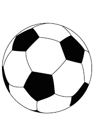 Small Picture Coloring page soccer ball img 15759