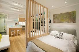Scandinavian Apartment Bedroom Interior Image 26 of 28
