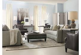 Bernhardt Candace Sofa with Transitional Elegance   Belfort ...