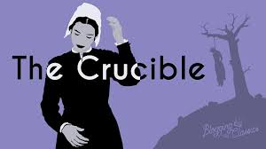 sparklife blogging the crucible act hello poppet blogging <i>the crucible< i>