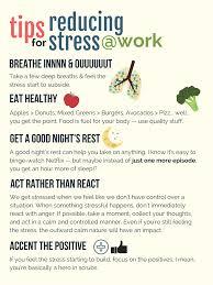 Tips For Reducing Stress At Work Ekidzcare Blog Stress