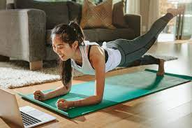 a 28 day full body home workout plan