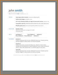 resume templates template designs creatives 81 extraordinary modern resume templates