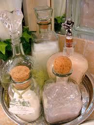 Decorative Jars For Bath Salts Tequila bottles to Bath saltepsom salt holders Really any nice 13