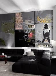 vibrant design masculine wall art decoration ideas decor super manly home decorating 650x869 j