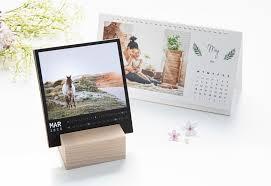 Phot Calendar Desk Calendar