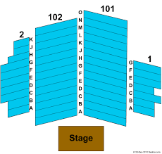Bethel Woods Center Seating Chart Bethel Woods Center For The Arts Seating Chart