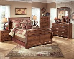 Old World Bedroom Furniture Timberline 258 By Signature Design By Ashley Del Sol Furniture