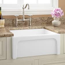Fireclay Sink Reviews dining & kitchen farmhouse sinks ikea sink franke fireclay 2231 by xevi.us