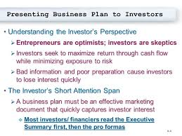 The Business Plan Visualizing The Dream Ppt Video Online Download