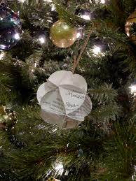 Tutorial Wedding Invite To Christmas Ornament Welcome To