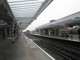 Worthing railway station