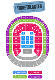You Will Love Rod Laver Concert Seating Map 2019