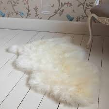 white sheepskin rug ikea designs