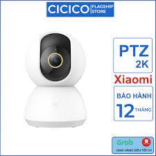Camera IP giám sát Xiaomi PTZ 2K xoay 360° Bản Quốc Tế - Hệ thống camera  giám sát