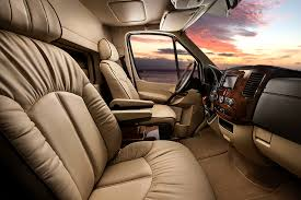 Luxury By Design Rv Mercedes Conversion Luxury Van Midwest Automotive Designs