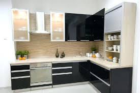 l shaped kitchen design splendid small in modular india