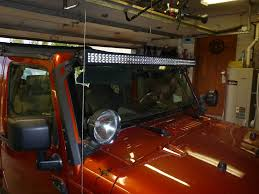 Jeep Jk Light Bar Wind Noise The Dreaded Lightbar Noise Jkowners Com Jeep Wrangler