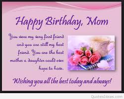Top happy birthday mom quotes via Relatably.com