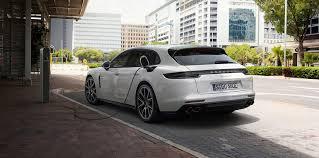 porsche panamera wagon 2018.  2018 Panamera 4 EHybrid Sport Turismo In Porsche Panamera Wagon 2018