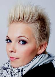 Spiky Hair Style short spiky hairstyles for women women medium haircut 1136 by wearticles.com