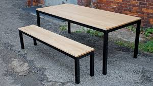 Tisch Bank Holztisch Getinge