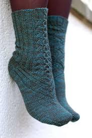 Sock Knitting Pattern Beauteous Sock Knitting Patterns Cute Sock Knitting Pattern I Would Probably