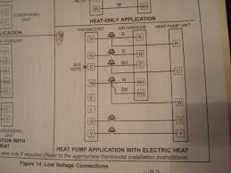 goodman heat pump wiring schematic wiring diagrams and schematics goodman heat pump thermostat wiring diagram