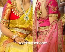 Designer Blouse Patterns For Pattu Sarees 6 Beautiful Traditional Blouse Designs For Pattu Sarees