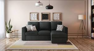 sofa cum bed. Kowloon Sectional Sofa Cum Bed With Storage