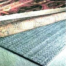 area rugs with non slip backing furniture non skid rug pad area designs slip backing