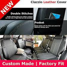 clazzio custom perfect fit leather seat