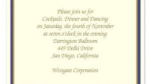 corporate luncheon invitation wording corporate invitations wording wave invitation