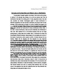 social stratification essay top ten essay writing websites social stratification defines any structure of inequality that persists in a society across generations