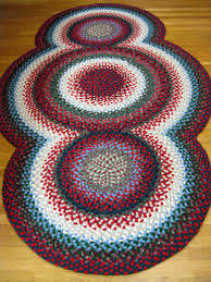 home ideas simplistic braided rug 4 5 wool round country braid house from braided rug