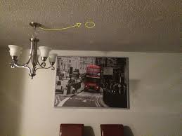 possible to move this light fixture image1 jpg