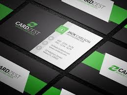 Hip And Trendy Modern Business Card Template Cardzest