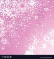 pink snowflake background. Delighful Snowflake Pink Snowflake Background Vector Image In Snowflake Background VectorStock
