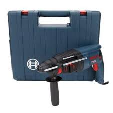 bosch bulldog hammer drill. sds-plus corded variable speed rotary hammer drill with auxiliary handle and bosch bulldog u