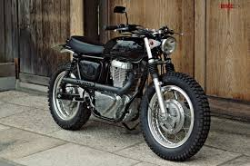 how to build a scrambler bike exif