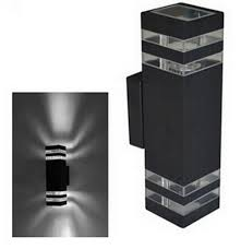 contemporary outdoor up down lights. free shipping modern outdoor wall light 8w up down led porch lights waterproof ip54lamp lighting lamps-in lamps from contemporary .