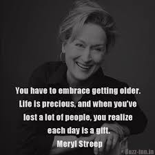 Quotes About Aging Cool 48 Inspiring CelebrityQuotes On Getting Olde RWiser And Aging