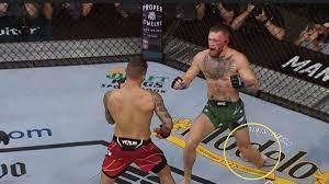Conor McGregor ...